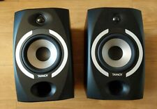 Tannoy Reveal 601A Studio Monitors (Active)