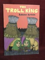 The Troll King Paperback Kolbeinn Karlsson Top Shelf Productions