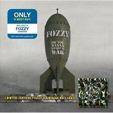 FOZZY Do You Wanna Start a War CD with bandana  best buy