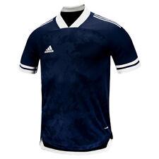 Adidas Condivo 20 Training Top Men's Short Shirts Football Jersey Navy Ft7261