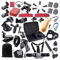 43 in 1 Basic Accessories Set Kit Monopod for GoPro Hero 4/3+/3/2 SJ4000 SJ5000