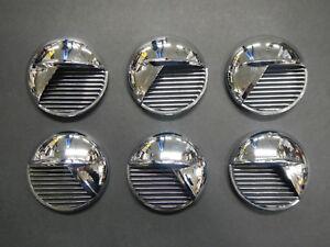 51 52 Buick Super Special Fender Porthole Front Portholes set of 6 1951 1952 NEW