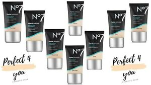 No7  Hydraluminous Moisturising Foundation 30ml. Various Shades New Pick Now