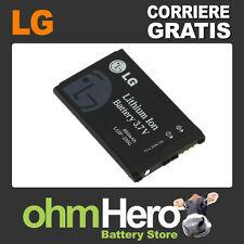 Batteria ORIGINALE per lg KS360