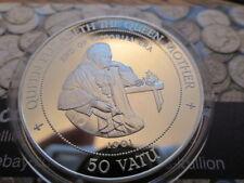 Pièces de monnaie de l'Océanie, de Vanuatu