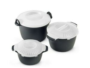 Pampeered Chef Micro-Cooker Set #100041 - Free Shipping