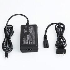AC/DC Battery Charger Power Adapter For Sony DCR-DVD108 e DCR-DVD605 E Camcorder