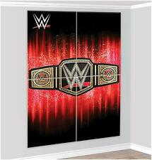 WWE Smash Scene Setter Happy Birthday Wall Decoration Banner Boys Party Supplies
