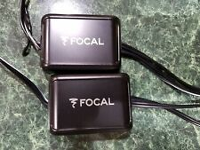 Focal Pre-Wired Passive Crossovers For Car Components