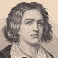 Portrait XIXe André Chénier Poète Journaliste Poésie Révolution Française