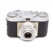 Wirgin Edixa I 35mm Rangefinder Camera with Cassar 40mm f/3.5 Lens c.1953-57