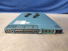 Cisco UCS 6120XP N10-S6100 V01 20x 10GbE SFP+ Switch w/ N10-E0060 & Dual PSU