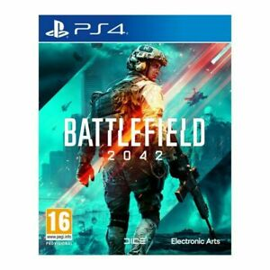 Battlefield 2042 (PS4)  PRE-ORDER - RELEASE DAY 19TH NOVEMBER