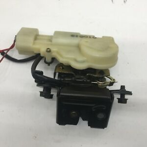 02-03 Mazda Protege 5 Wagon Trunk Tailgate Lock Latch Actuator OEM