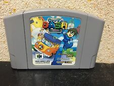Rockman Dash Nintendo 64 Japan N64 NTSC-J Capcom Mega Man Legends