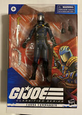 GI JOE CLASSIFIED COBRA COMMANDER 06 - IN HAND