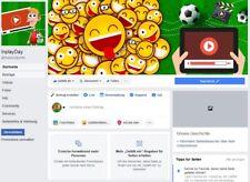 Facebook Seite. Über22.600 Abonnenten.