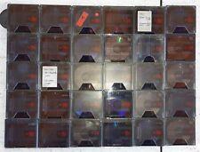 30 Minidisc vom Markenhersteller Sony MD's  74 Minuten Minidisk Digital Audio