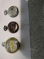 Pocket watch x 3