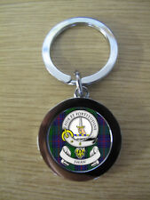 SHAW CLAN KEY RING (METAL) IMAGE DISTORTED TO PREVENT INTERNET THEFT