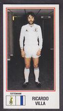 Panini - Football 83 - # 300 Ricardo Villa - Tottenham