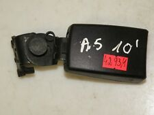 AUDI A5 SPORTBACK 2010 RHD REAR RIGHT SEAT BELT BUCKLE 8T0857739H