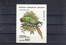 Madagaskar - Vogel - Papagei - Bl.209 **