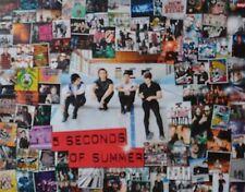 5 SECONDS OF SUMMER - A2 Poster (XL - 42 x 55 cm) - Clippings Fan Sammlung NEU