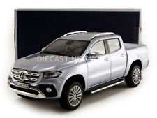 Norev 2017 MERCEDES BENZ X CLASS SILVER in 1/18 Scale New Release! In Stock!