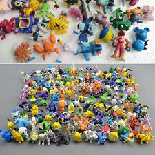 72Pcs Hot Pokemon Monster Mini Pearl Figures Action Toy Random Gift 2-3cm Lots