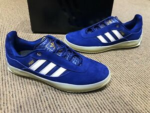 Adidas Puig Mystery Ink / Cloud White / Green Mist Size 9 US/ 8.5 UK