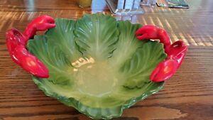 Brad Keeler Lobster And Lettuce Bowl