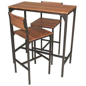Tavolo Bar A Set Di Tavoli E Sedie Acquisti Online Su Ebay