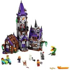 NEW sealed SCOOBY-DOO Mystery Mansion Haunted House Building Toy Brick Set NR