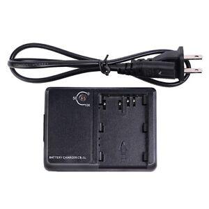 (US) CB-5L Battery Charger for Canon BP511 BP512 EOS-300D 10D 20D 30D 40D D60 5D