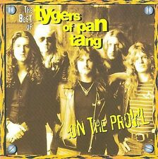 Tygers of Pan Tang - On the Prowl like new UK IMPORT