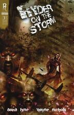 Ryder On the Storm #3 (of 3) Comic Book - Radical