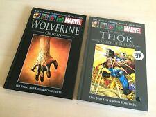 Thor / Wolverine - Marvel Ultimate Graphic Novel Collection Lot Bundle #3