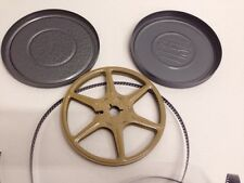 """Vintage Kenco Super 8mm 5"""" 200 ft. Gold w/ Can Very Good Condition"""
