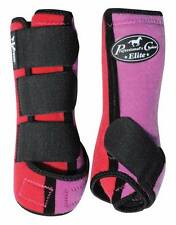 Professional's Choice VenTECH SMB Elite Value Pack Boots Coral Lavender Medium M