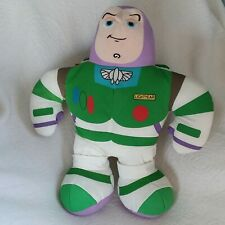 "Disney Pixar Buzz Lightyear Toy Story 17"" Plush Large Stuffed Doll"
