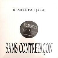 """Mylène Farmer 12"""" Sans Contrefaçon (Remixé Par J.C.A.) - France (M/M - Scellé)"""