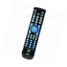RCA RCRN04GZ 4Device Universal Remote Green backlit keypad Ergonomic thin design