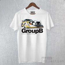 T-Shirt Maglietta AUDI SPORT QUATTRO S1 Rally Group B History World Champion Car