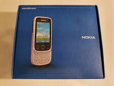 Nokia  Classic 6303i - Schwarz (T-Mobile) Handy