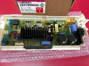 OEM PART LG Washer Main Control Board EBR79909505