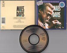 Miles Davis CD LIVE MILES More Music From Carnegie Hall 1987 JAPAN - rare Matrix