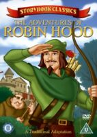 Neuf The Adventures Of Robin des Bois DVD