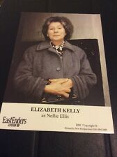 Nellie Ellis- Elizabeth Kelly Eastenders  Cast Card -rare❤️