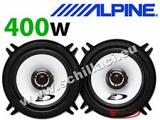 Altavoces Alpine para VOLVO S40 1996 On  13cm 2 vie 400 Watts coassiali posteri
